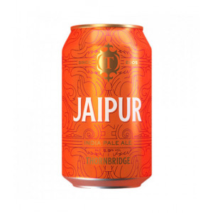 Thornbridge Brewery - Jaipur IPA 4 x 330ml Cans