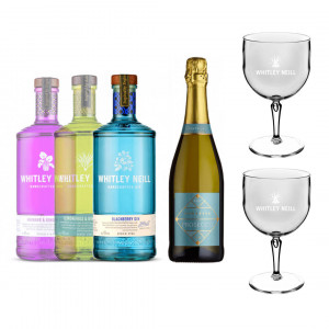 Whitley Neill Gin Fizz Bundle