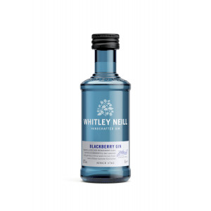 Whitley Neill Blackberry Gin Miniature 5cl