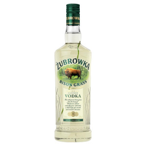 Zubrowka Bison Grass Vodka 70cl