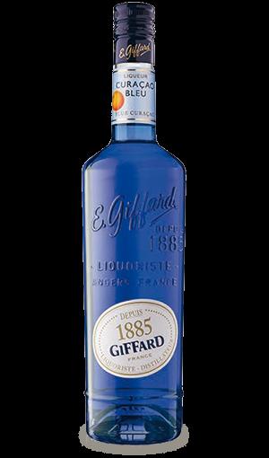 Giffard Blue Curacao Liqueur 70cl