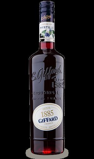 Giffard Creme De Myrtilles 70cl
