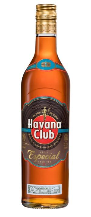 Havana Club Anejo Especial Rum 70cl