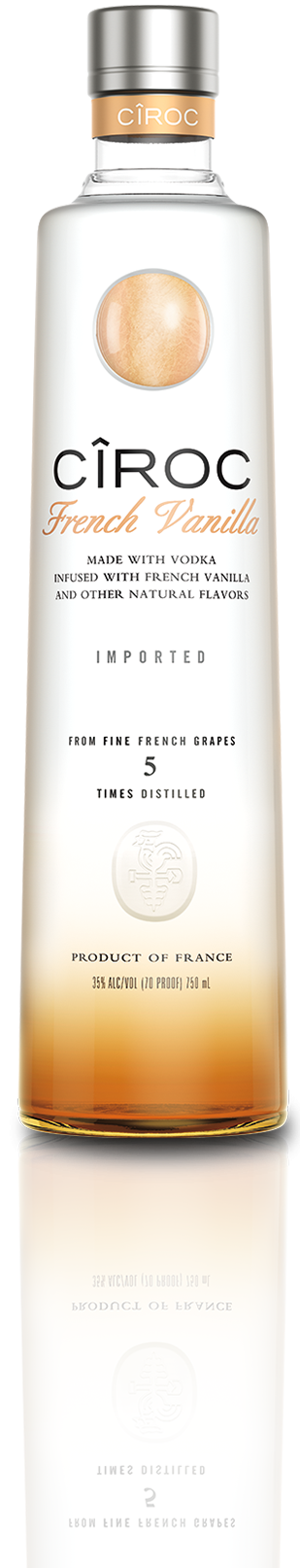 Ciroc French Vanilla 70cl