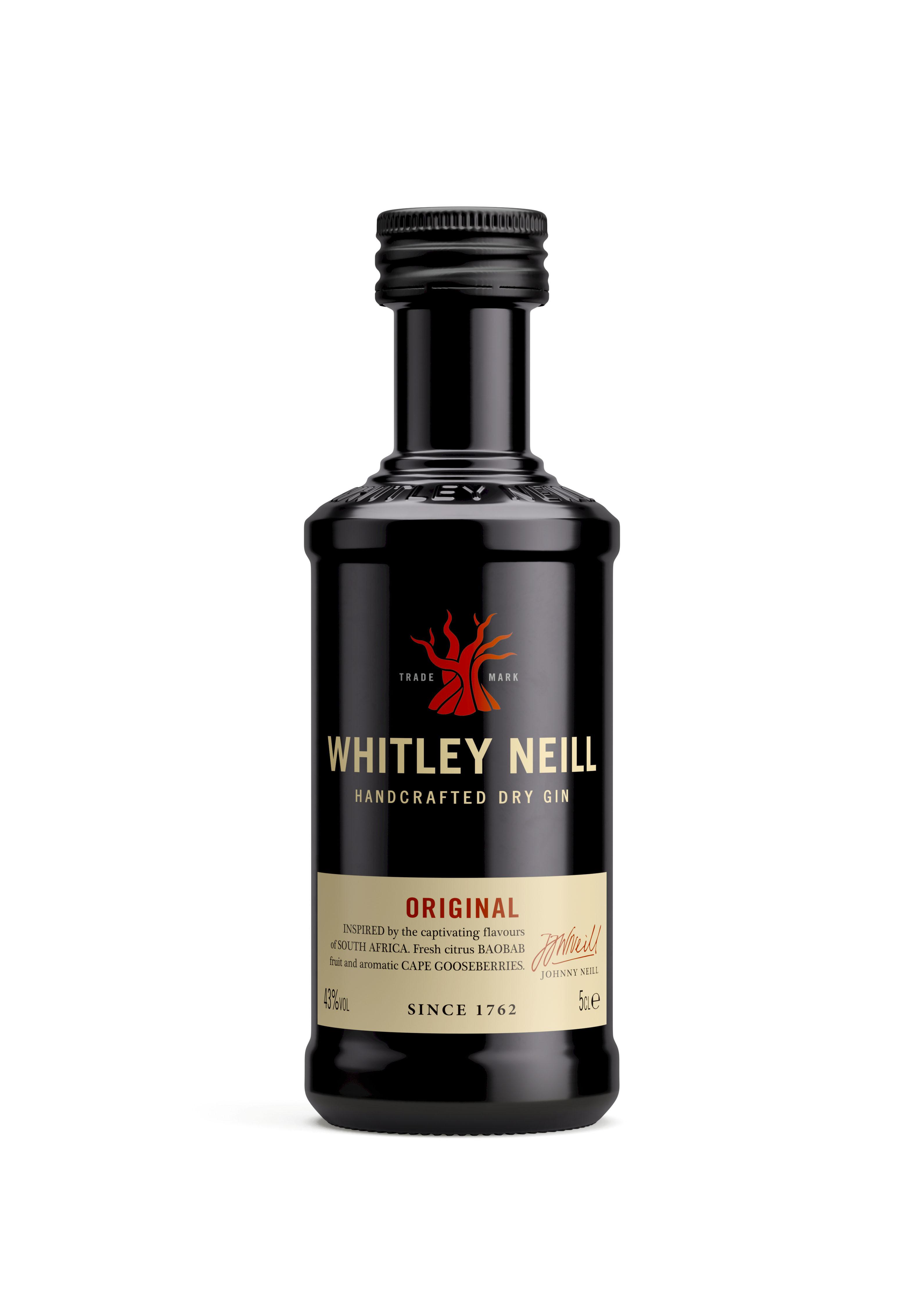 Whitley Neill Original Gin Miniature 5cl
