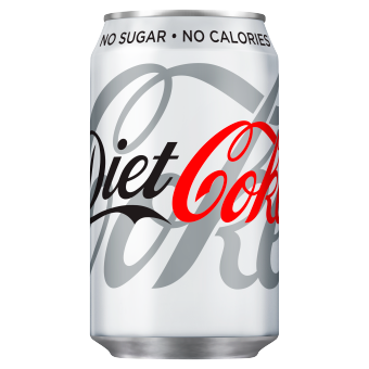 Diet Coke Cans 24 x 330ml