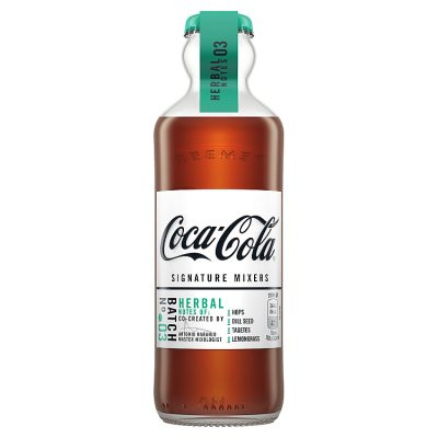 Coca Cola Herbal Signature Mixers 12 x 200ml