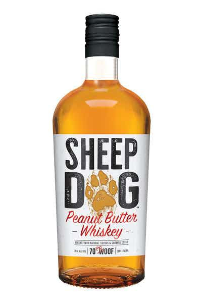 Sheep Dog Peanut Butter Whiskey 70cl
