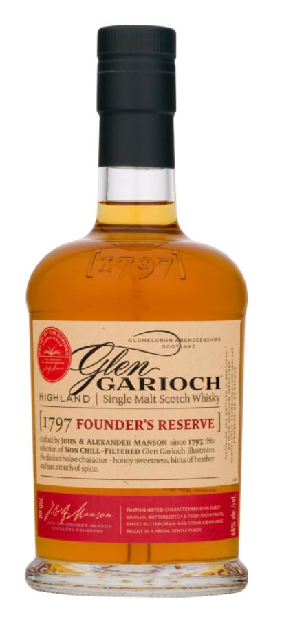 Glen Garioch 1797 Founder's Reserve 70cl