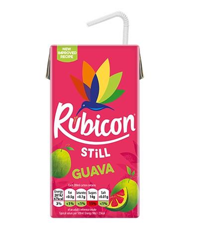 Rubicon Guava Juice 1x288ml