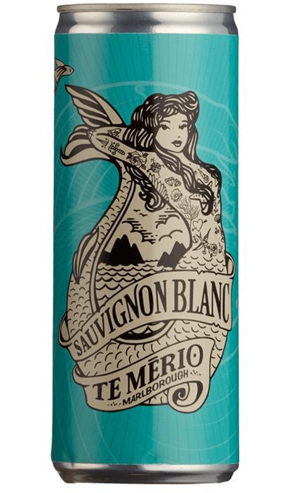 Te Merio Sauvignon Blanc Marlborough 25cl Can