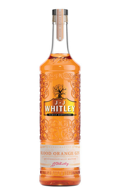 JJ Whitley Blood Orange Gin 70cl