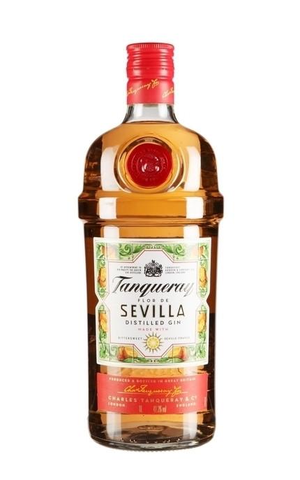 Tanqueray Flor de Sevilla 70cl