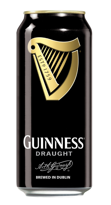 Guinness Draught Cans 24 x 440ml