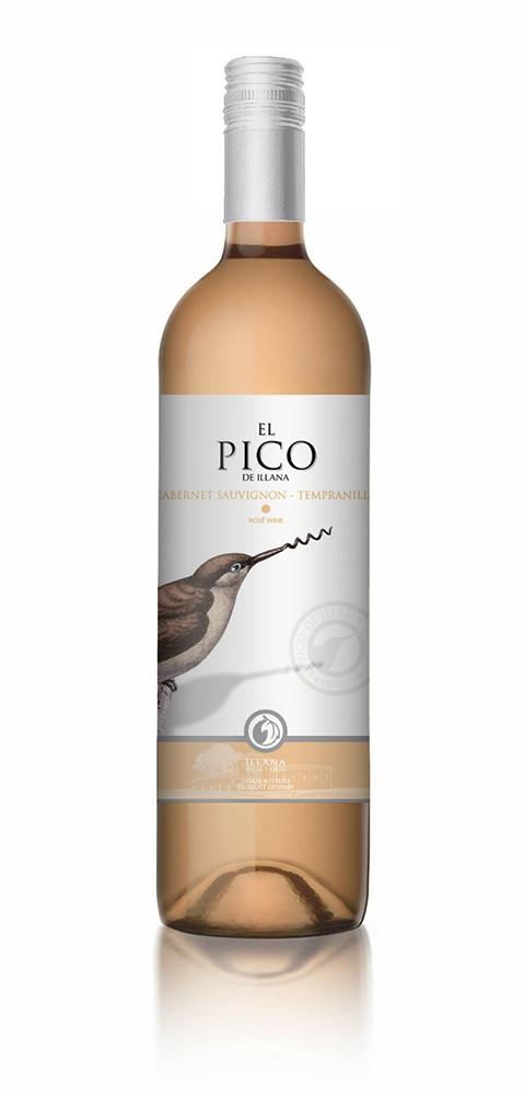 Illana El Pico Rose 2018 75cl