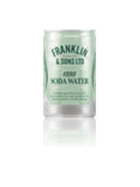 Franklin's 1886 Soda Cans 24x150ml