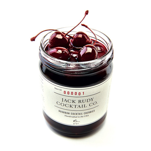 Jack Rudy Bourbon Cocktail Cherries