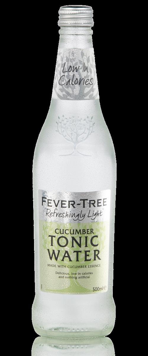 Fevertree Light Cucumber Tonic 24x200ml
