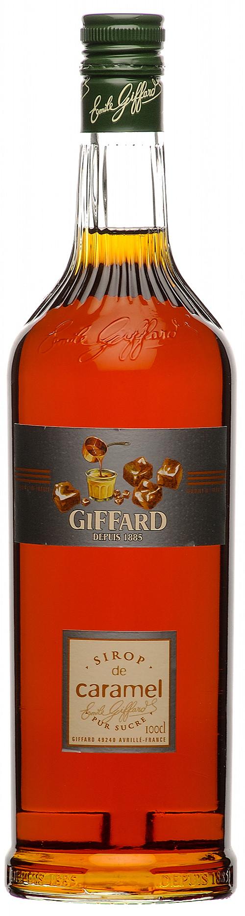 Giffard Caramel Syrop 100cl