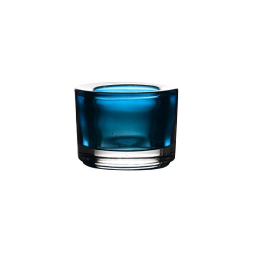 Blue tealight holder (Votive Pot)