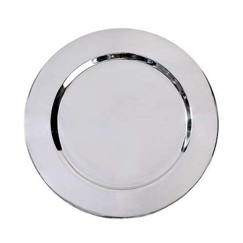 Charger (Stainless Steel) 33cm