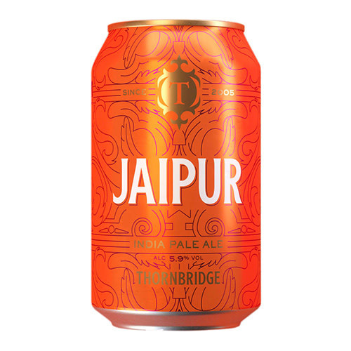 Thornbridge Brewery - Jaipur IPA 330ml Cans