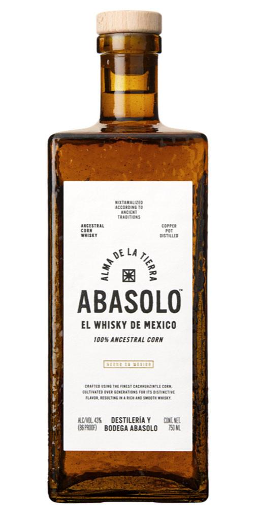 Abasolo Mexican Corn Whisky 70cl