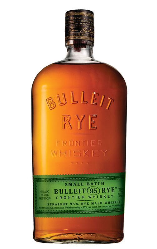 Bulleit Rye 45% 70cl