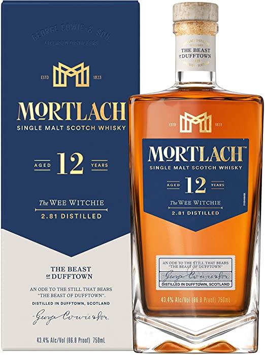Mortlach 12 Year Old Single Malt 70cl