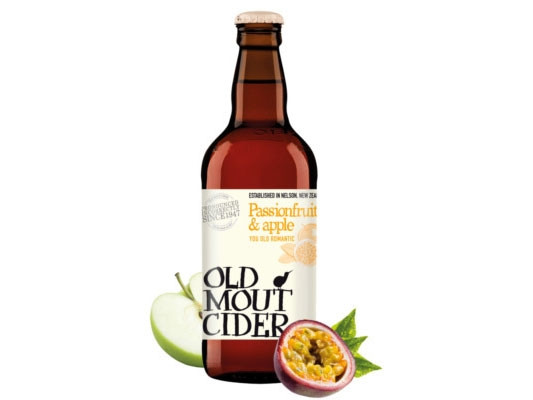 Old Mout Passionfruit and Apple 12 x 500ml