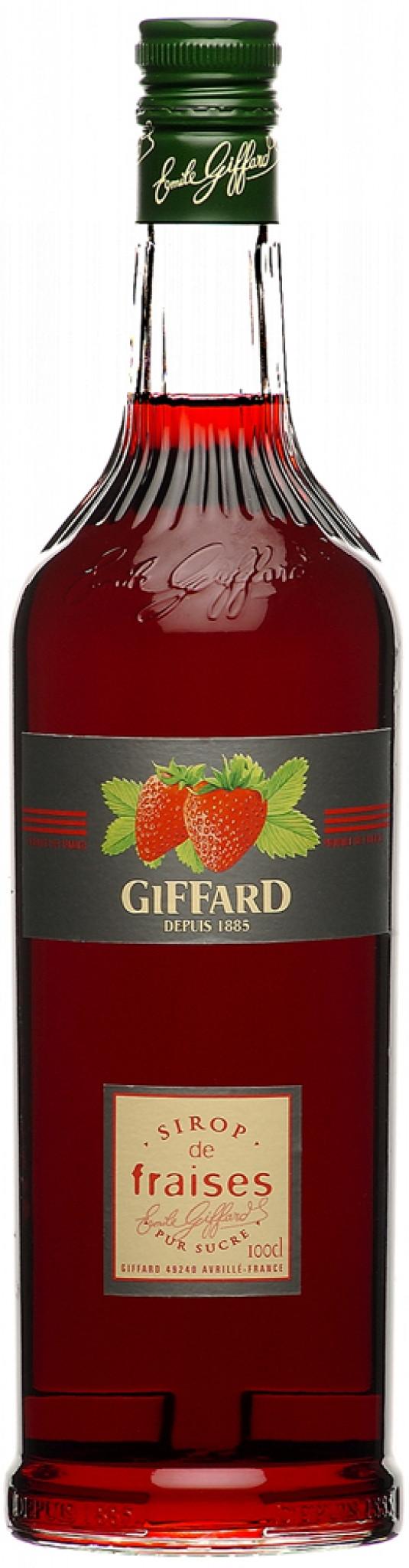 Giffard Sirop de Fraise 100cl