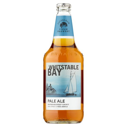 Whitstable Bay Pale Ale 8 x 500ml