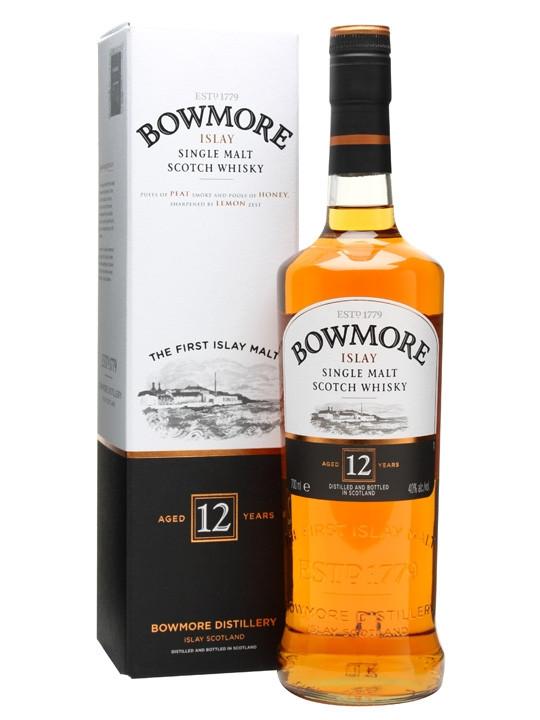 Bowmore 12yr 70cl