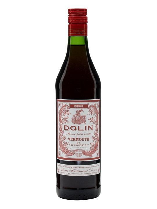 Dolin Vermouth de Chambery Rouge 75cl
