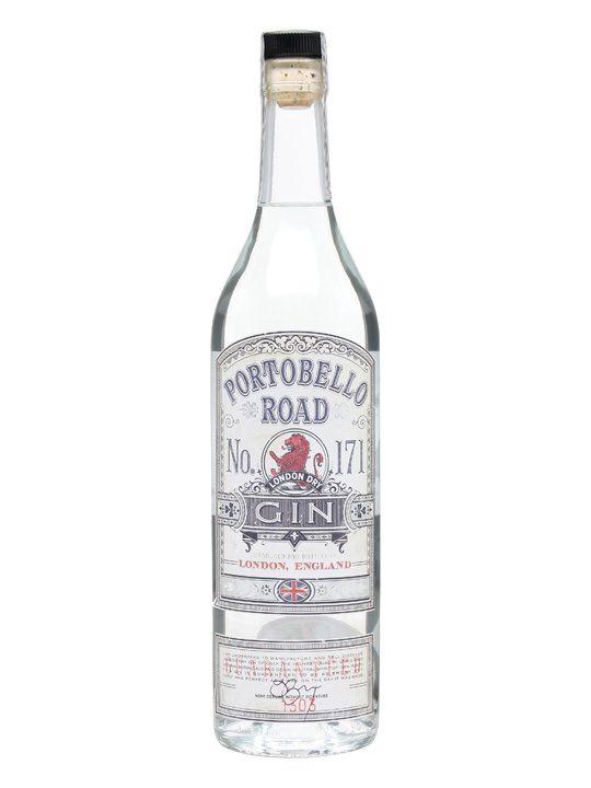 Portobello Road 171 Gin 70cl