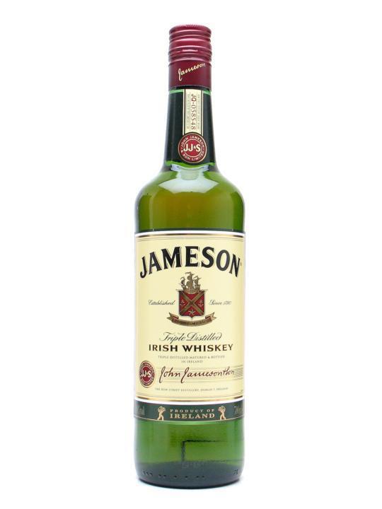 Jameson Irish Whisky 70cl
