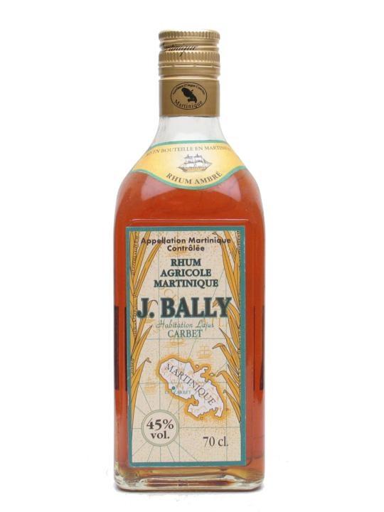 J Bally Ambre 70cl