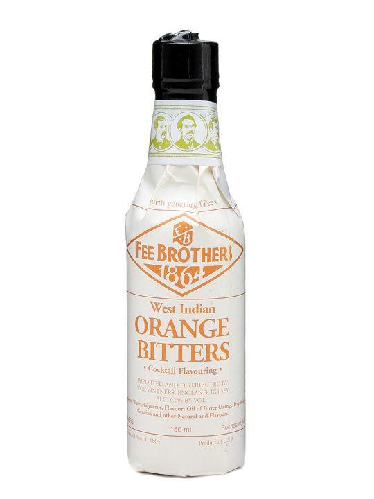 Fee Bros Orange Bittters 11.8cl