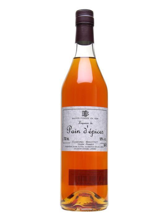 Briottet Pain d'Epices Gingerbread Liqueur 70cl