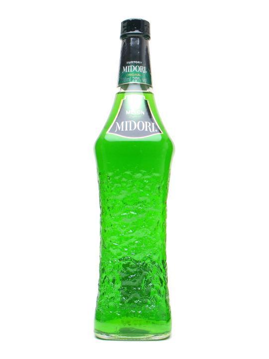 Midori Melon Liqueur 70cl