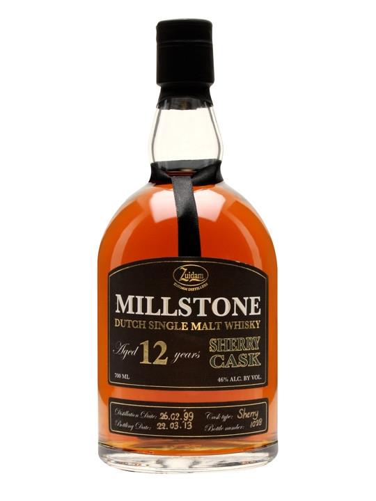 Millstone Single Malt 12yo Sherry Oak