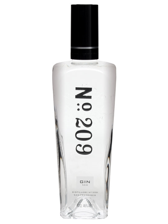209 Gin 70cl