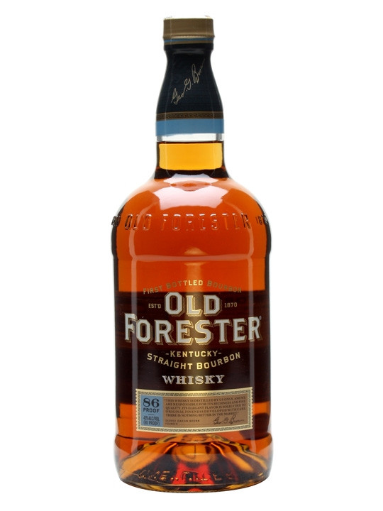 Old Forrester Bourbon 43% 70cl