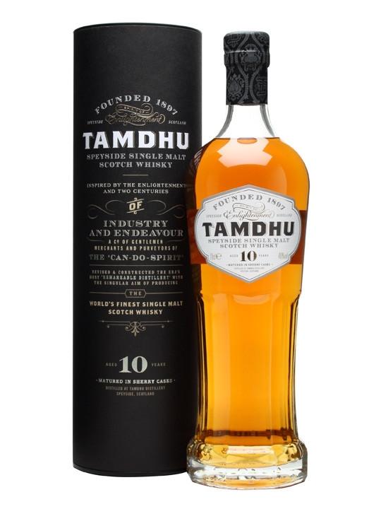Tamdhu 10yo