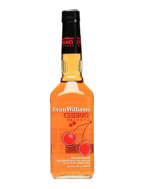 Evan Williams Cherry liqueur 70cl