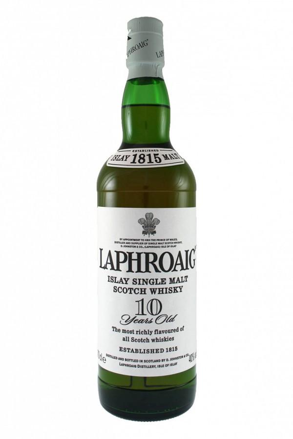 Laphroaig 10 Year Old 70cl