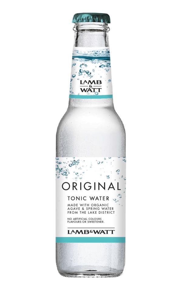 Lamb & Watt Original Tonic 12 x 200ml