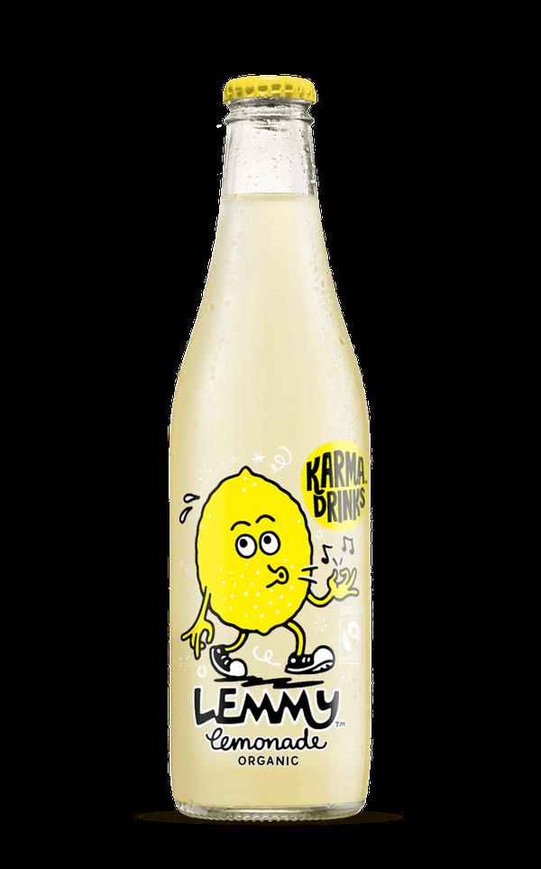 Karma Drinks Lemmy Lemonade 24 x 300ml bottles