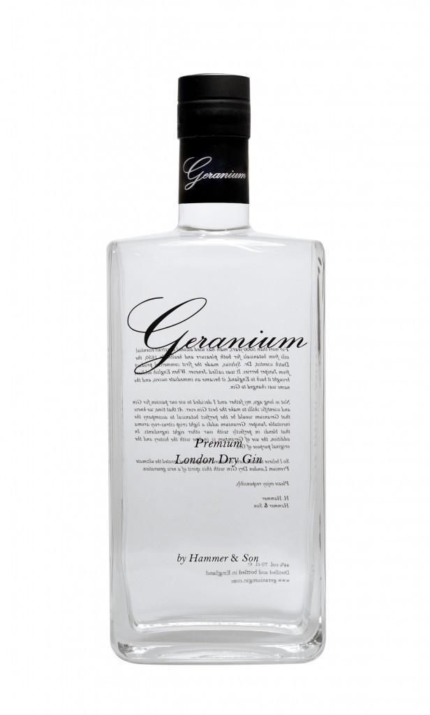 Geranium London Dry Gin 70cl