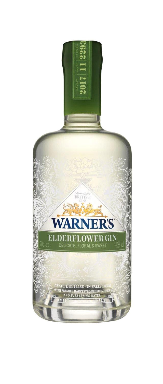 Warner Edwards Elderflower 70cl